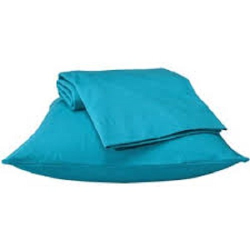 Room Essentials 100% cotton Jersey Sheet Set in Bright Blue Size XL Twin